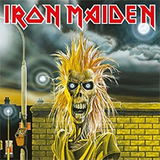 Iron Maiden First Album