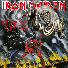 Iron Maiden The Number Of The Beast Album