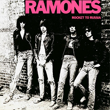 Ramones Rocket to Russia Album