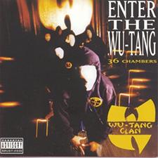 Wu-Tang Clan Enter The Wu-Tang Album