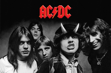 AC/DC Highway to Hell Poster Approximately 40 Inches X 60 Inches - 102 cm X 152 cm - Rock.com