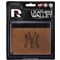 Custom New York Yankees Leather Tri-Fold Wallet