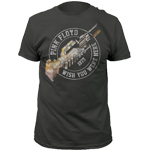Pink Floyd Wish You Were Here '75 Men's Premium Soft T-Shirt