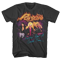 Poison Custom Nothin' But A Good Time Adult T-Shirt