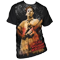 Texas Chainsaw Massacre Color Chainsaw Men's T-Shirt
