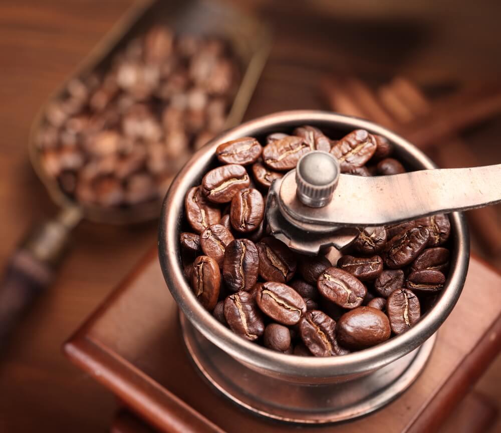 Conheça os tipos de moagem de café