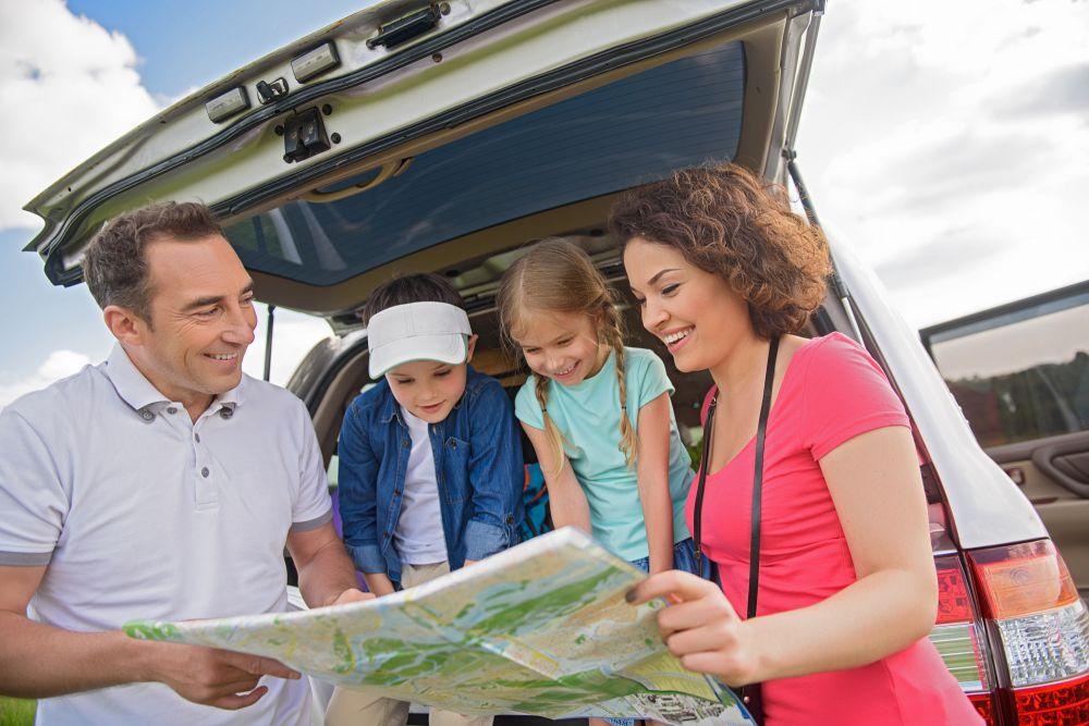 Como planejar uma viagem com a família?