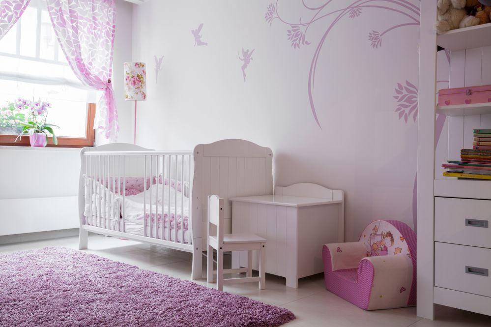 Como escolher o tapete ideal para o quarto do bebê