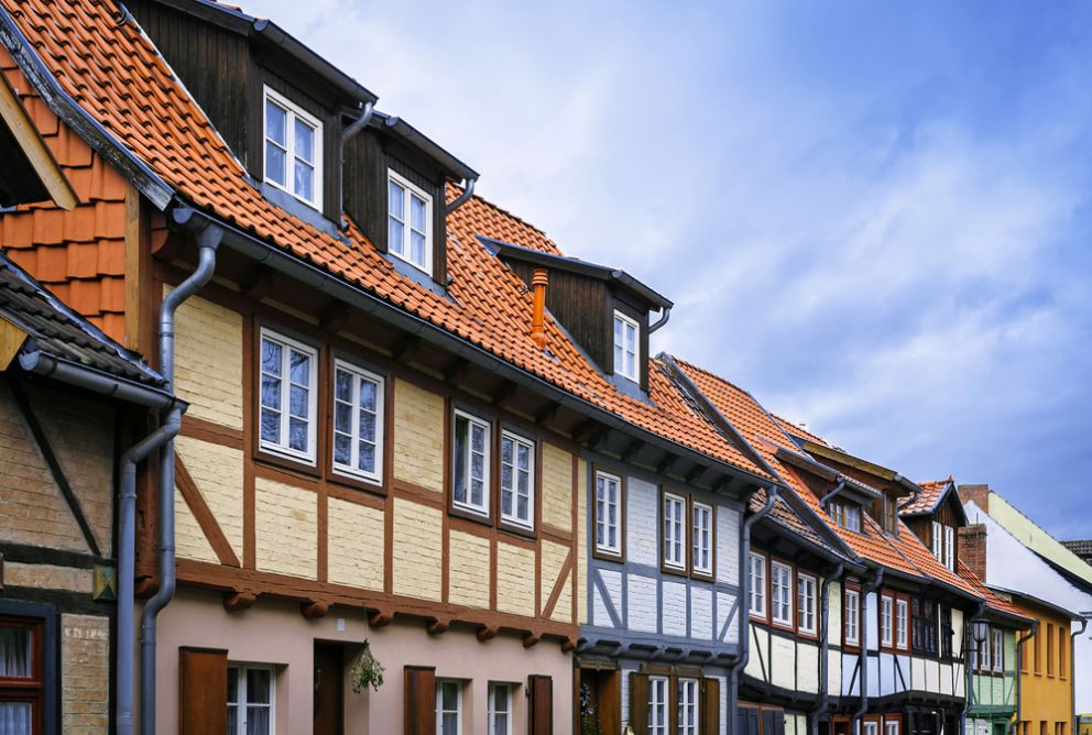 arquitetura alemã
