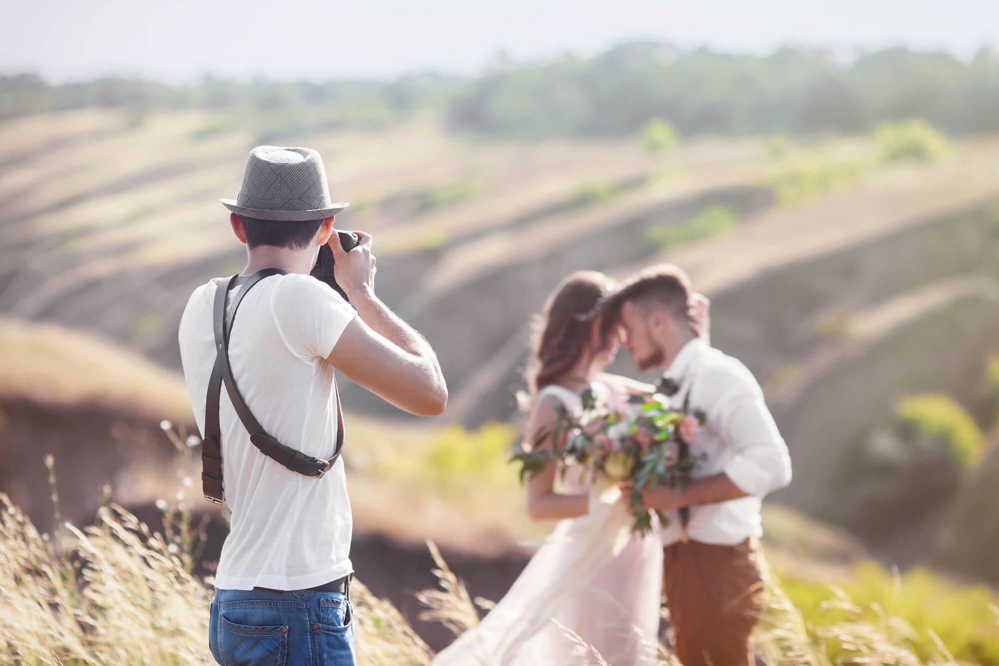 Sucesso! Veja como garantir as fotos perfeitas no seu casamento