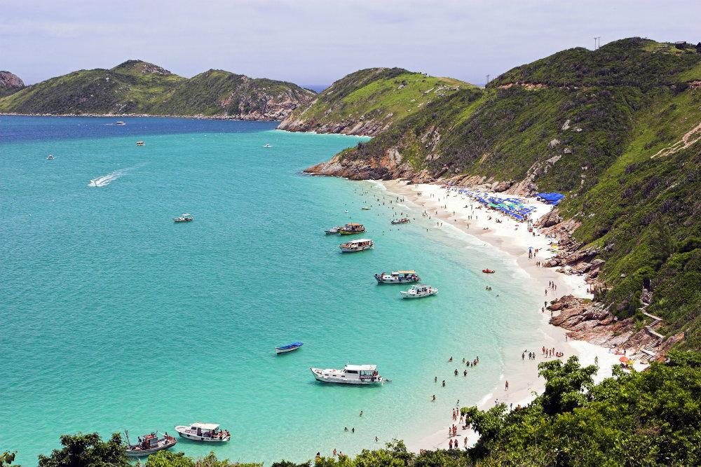 Confira agora 9 praias brasileiras para você conhecer