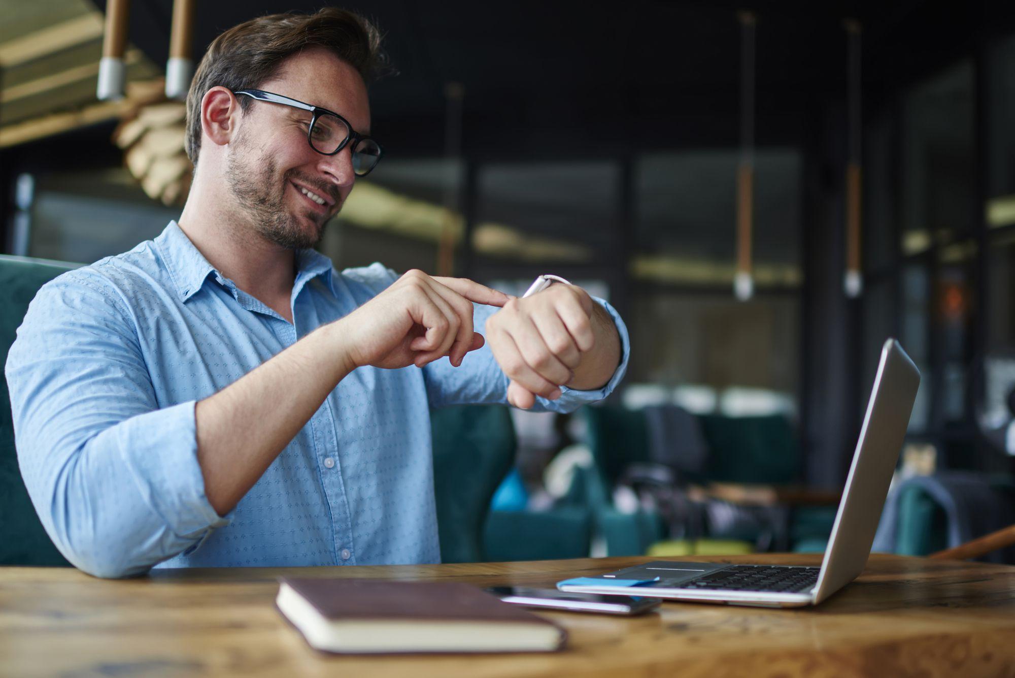 Como otimizar o tempo de trabalho na agência