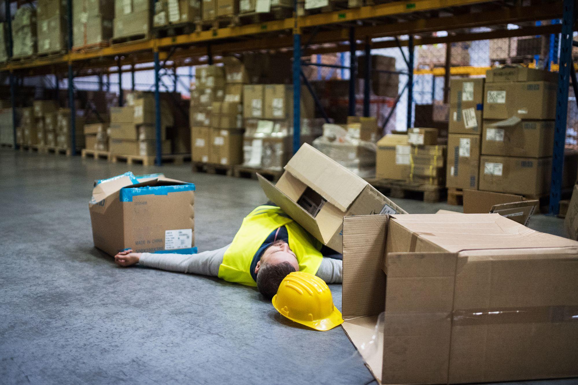 Acidente de trabalho: compreenda o que é e como é caracterizado