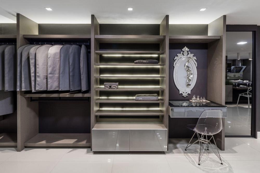 Closet: monte um ambiente funcional e cheio de estilo