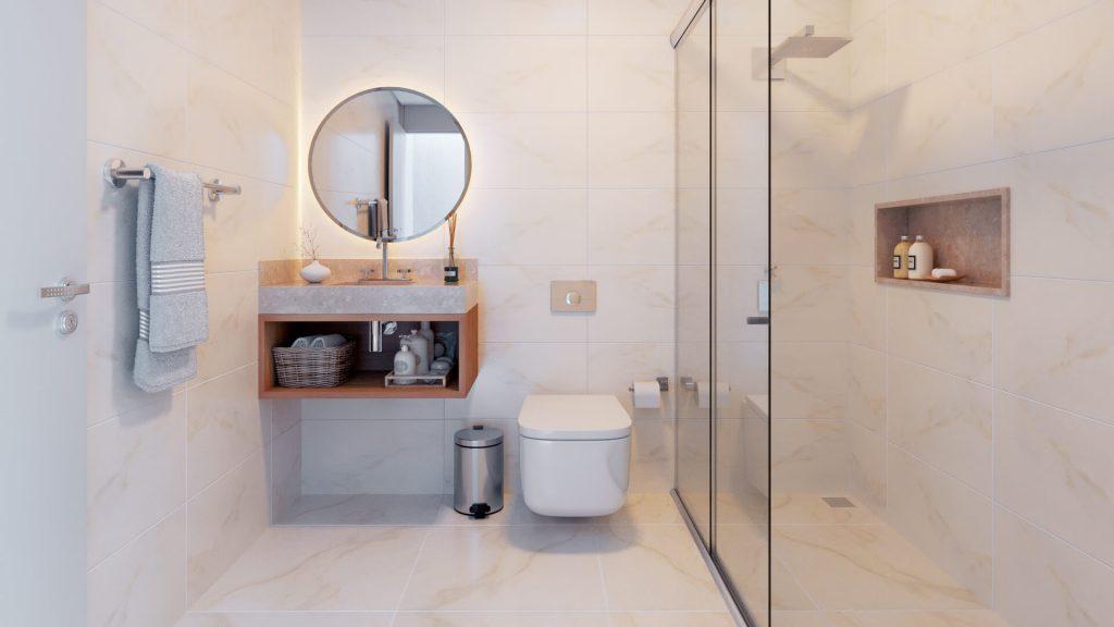 Como Escolher Piso Para Banheiro Para Evitar Acidentes