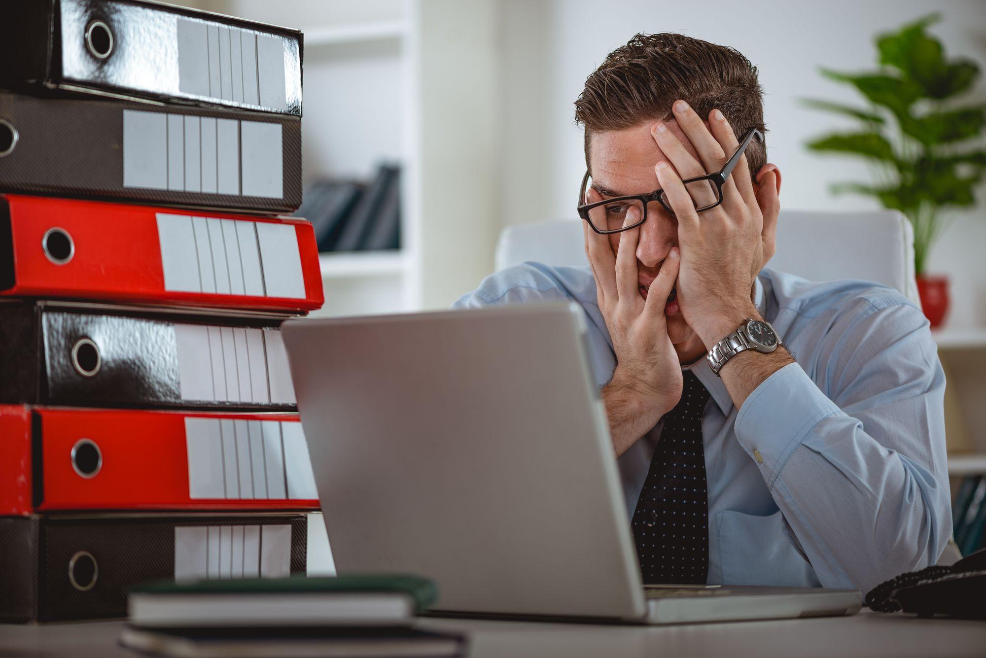 5 erros de gestão que todo e qualquer empreendedor deve evitar
