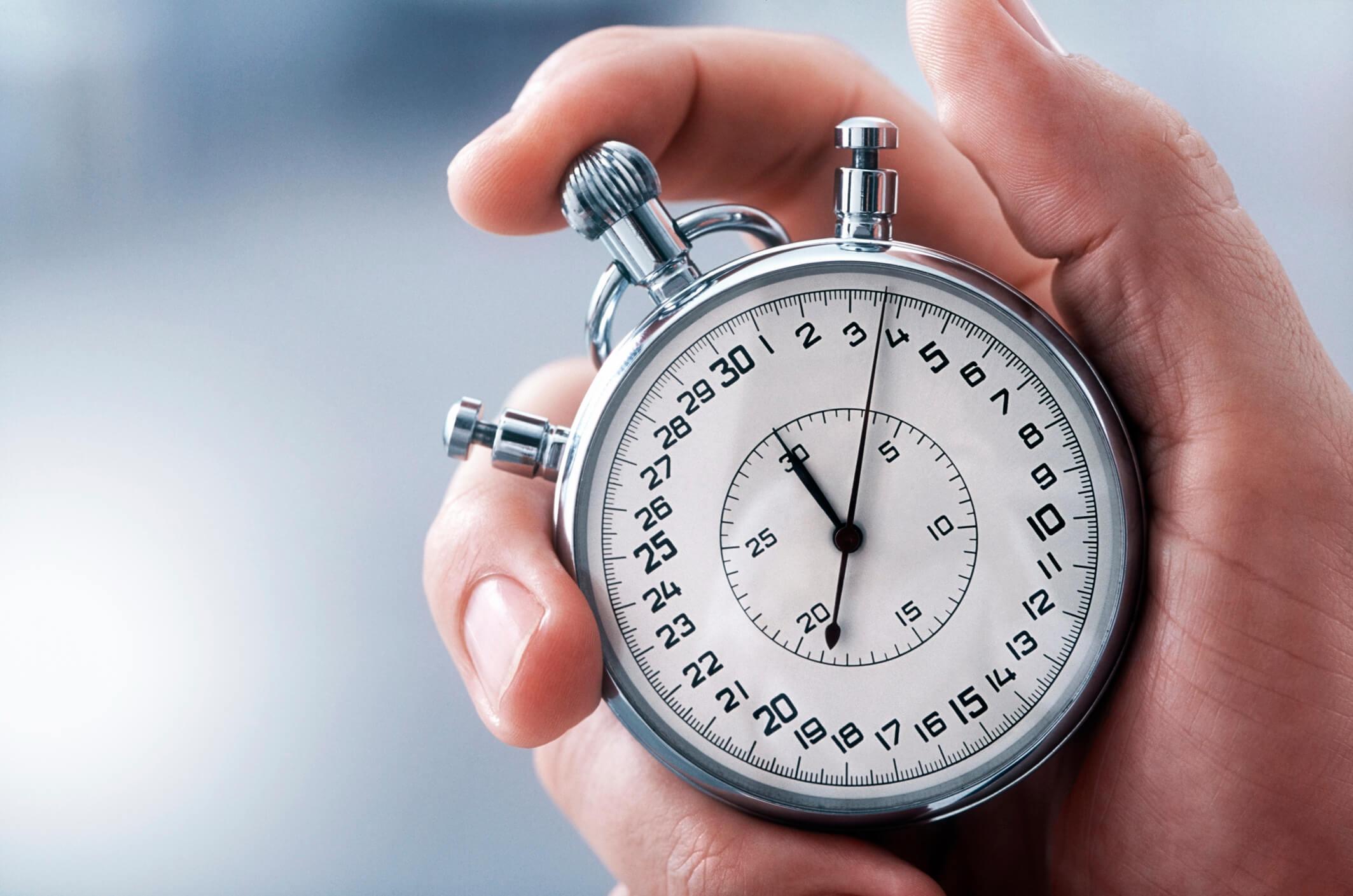 Gerenciamento de tempo: confira 5 dicas para aplicar no dia a dia