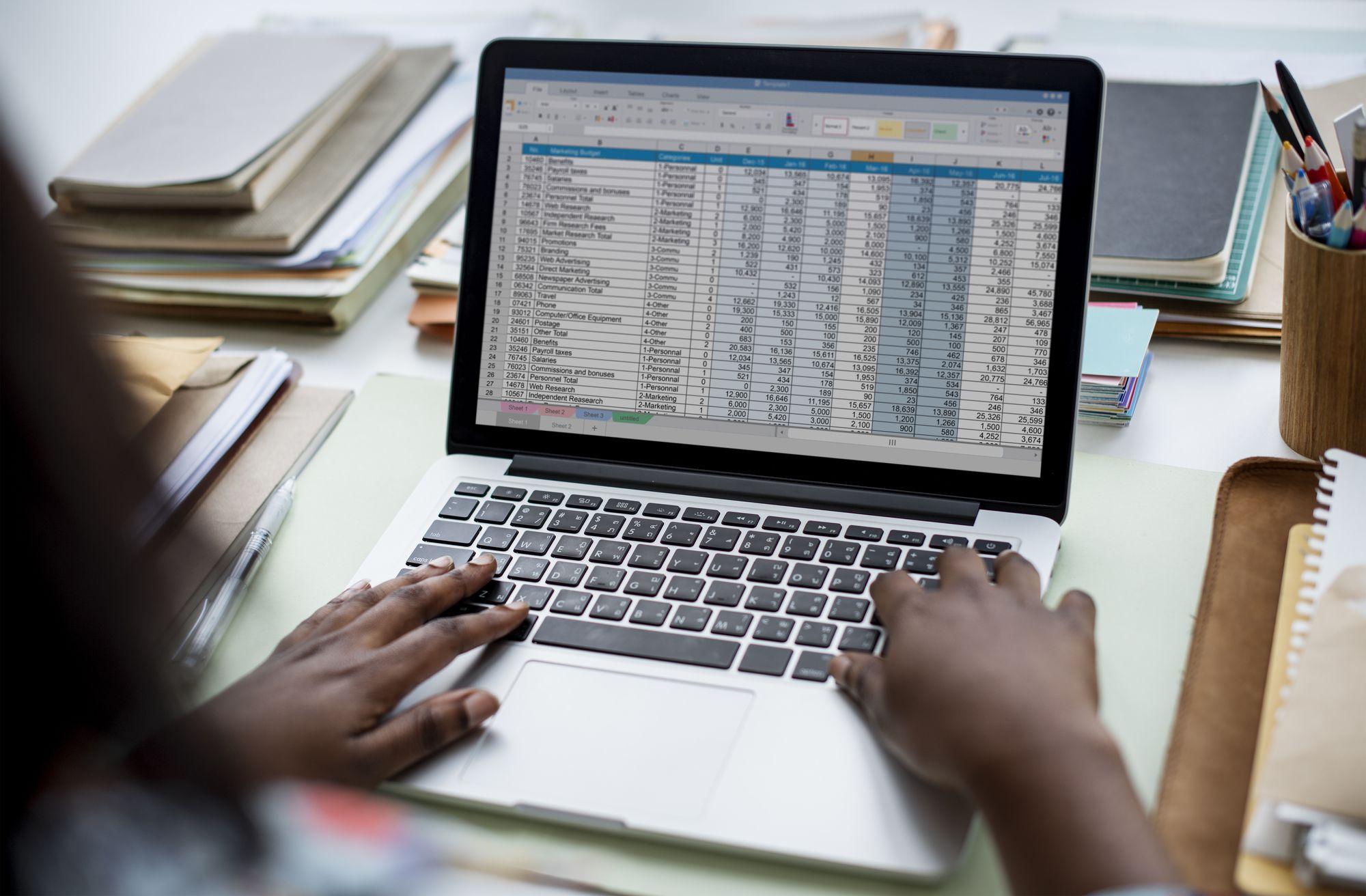 Software x planilhas para empresas: é hora de modernizar o negócio!