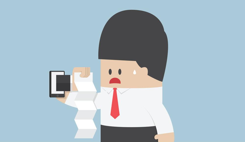 Nota Fiscal Eletrônica: 7 erros comuns e como evitá-los