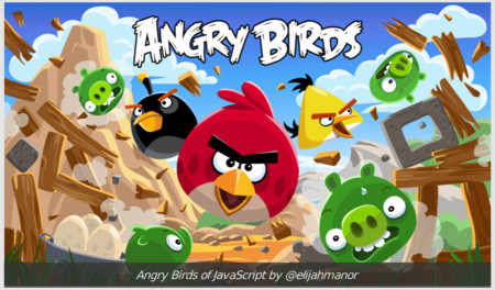 Angry Birds of JavaScript