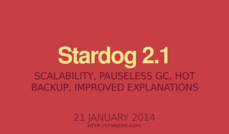 Stardog 2.1