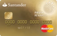 Santander - Santander Fiesta Rewards Oro