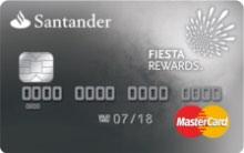 Santander - Santander Fiesta Rewards Platino
