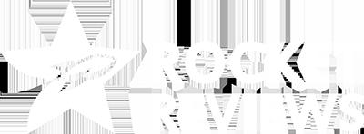 Rocket Reviews Logo White