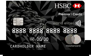 HSBC - Tarjeta de Crédito HSBC Premier World Elite