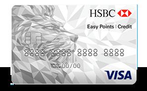HSBC - Tarjeta de Crédito HSBC Easy Points