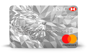 HSBC - Tarjeta de Crédito HSBC Platinum MasterCard