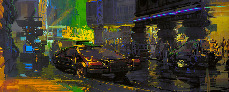 How Creative Previsualization Can Improve Your Videos: Blade Runner