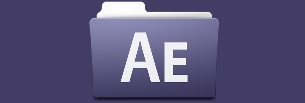 After Effects Folder