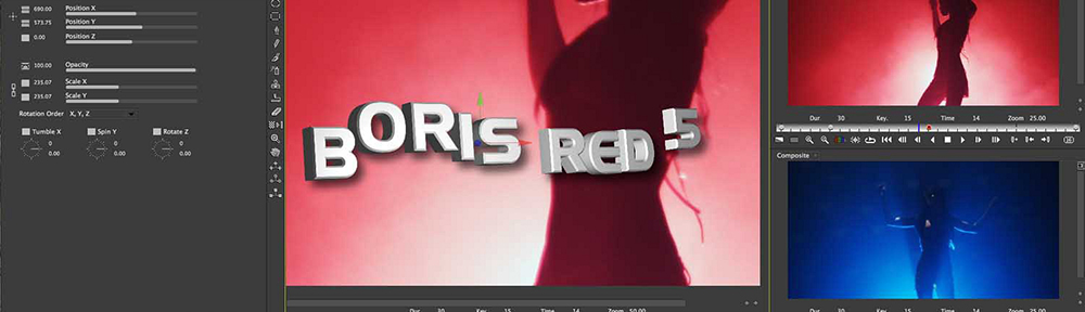 Create 3D Text in After Effects: Boris 3D