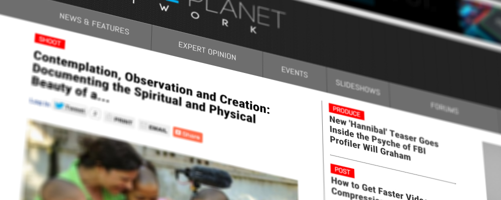 After Effects Blogs: Creative Planet Network