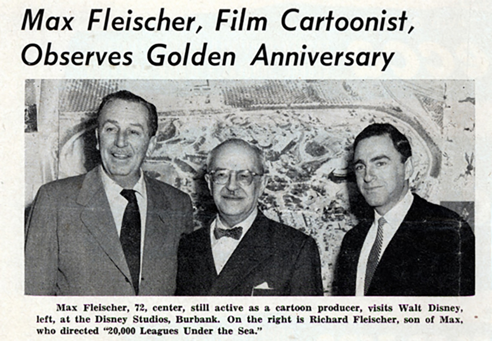 Rotoscoping: Fleischer and Disney
