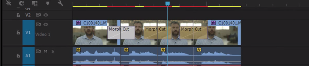 9 Must-Read Video Editing Articles: Morph Cut