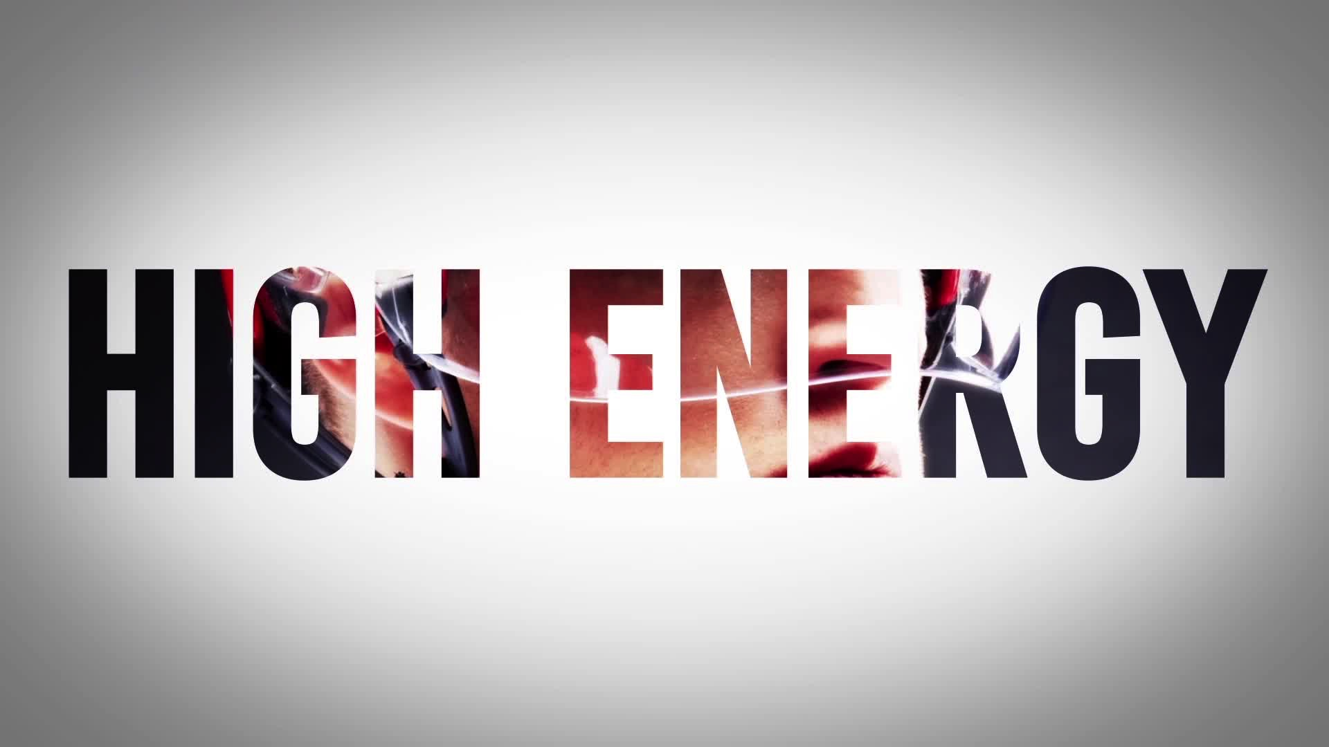 Momentum kinetic title sequence after effects template for After effects titles templates