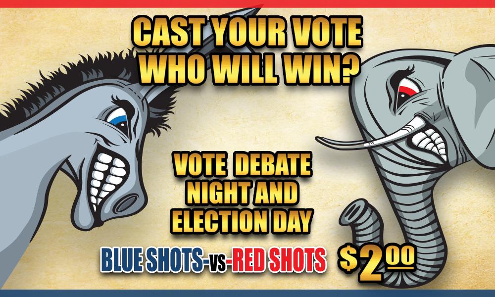 Debate/Election