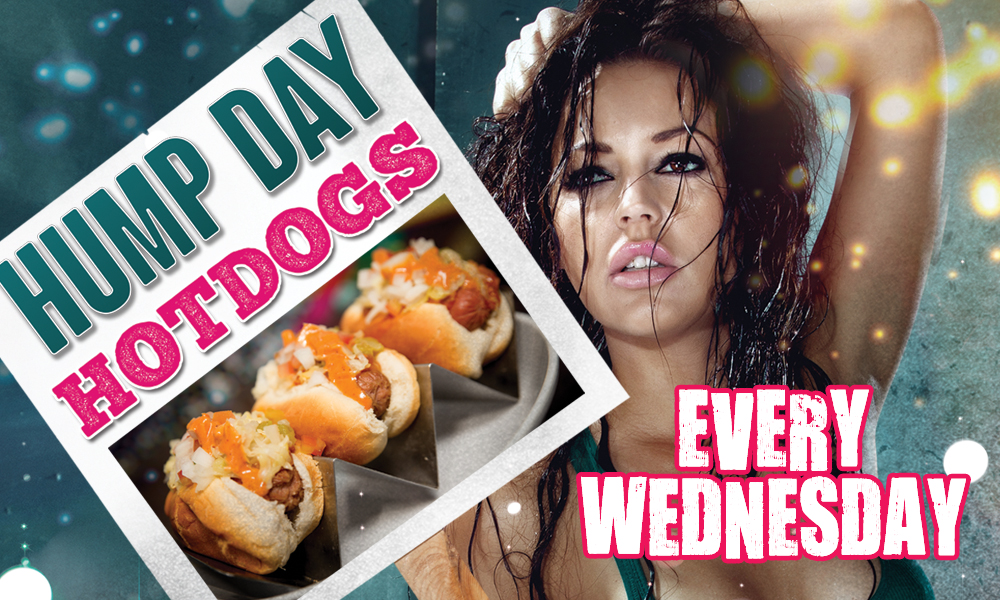 Hump Day Hot Dods