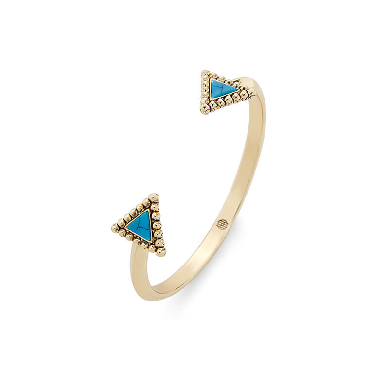 Native Legend Cuff in Turquoise