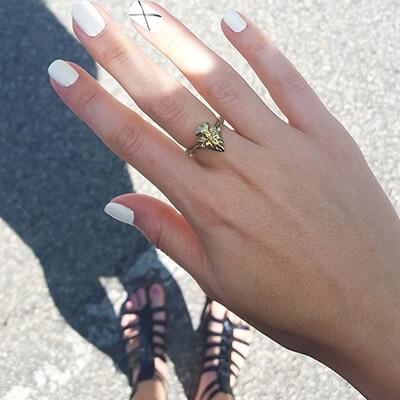 Mojave Mini Stack Ring