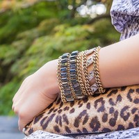 User Generated Content for SLATE Crystal Chain Cuff