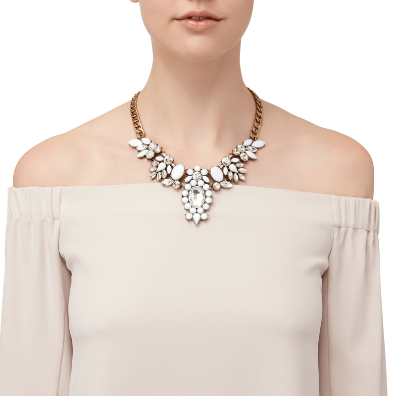 Model Content for Perry Street Sandrine Necklace