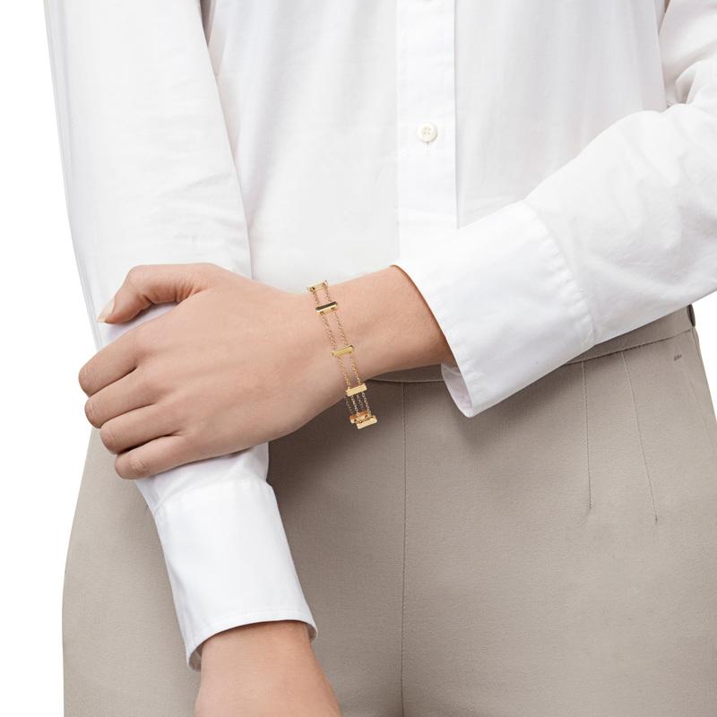 Model Content for Gorjana Zuma Bracelet