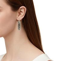 Model Content for Kendra Scott Lauren Earrings in Crushed Abalone