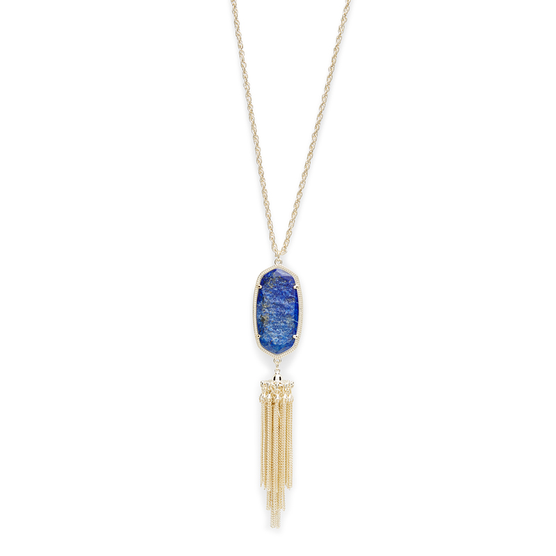 Kendra Scott Rayne Necklace in Lapis