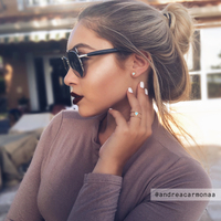 User Generated Content for Wanderlust + Co Aurora Earrings in Gold