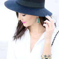 User Generated Content for Kendra Scott Elle Earrings in Green
