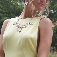 User Generated Content for Perry Street Flora Crystal Necklace